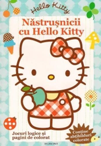 HELLO KITTY - NASTRUSNICII CU HELLO KITTY