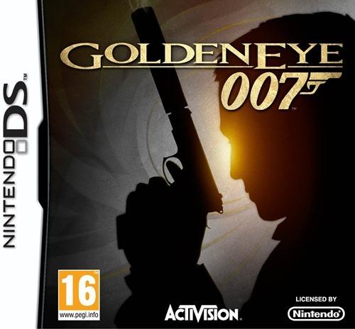 007 GOLDEN EYE DS