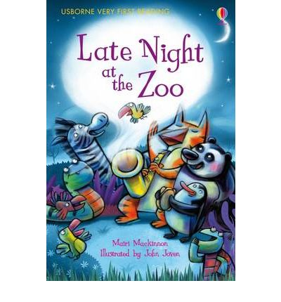 10. LATE NIGHT AT THE ZOO