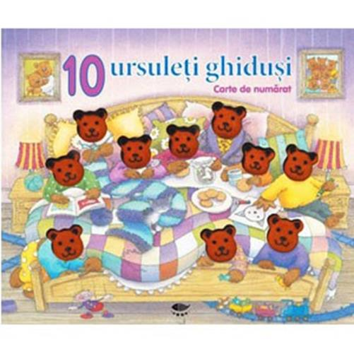 10 URSULETI GHIDUSI .