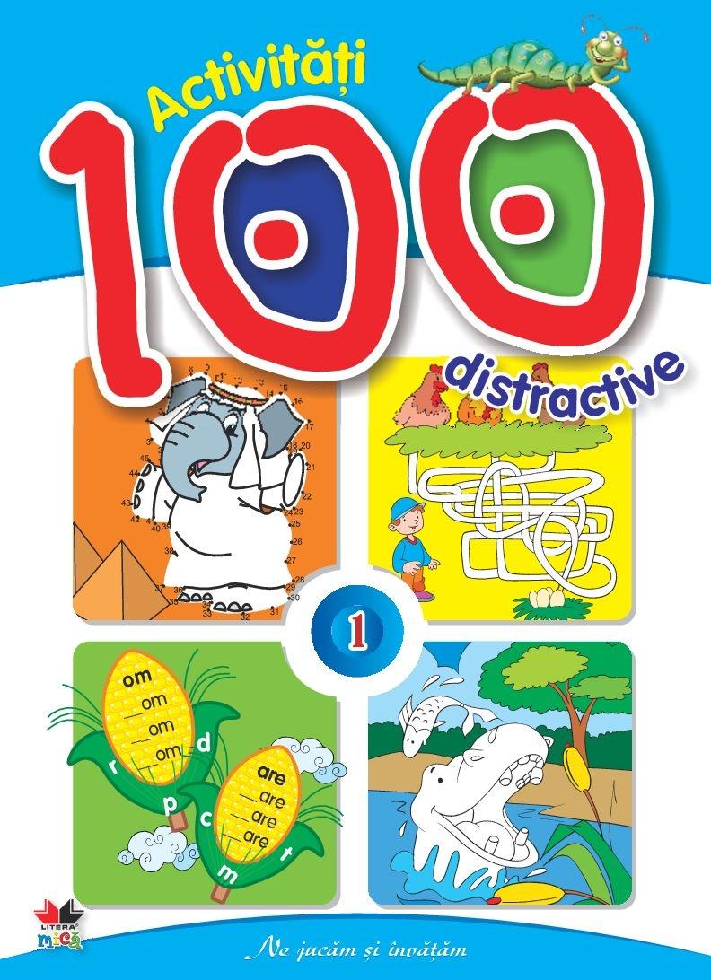 100 de activitati distractive, volumul 1