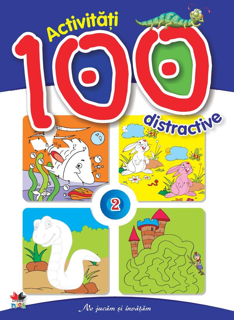 100 de activitati distractive, volumul 2