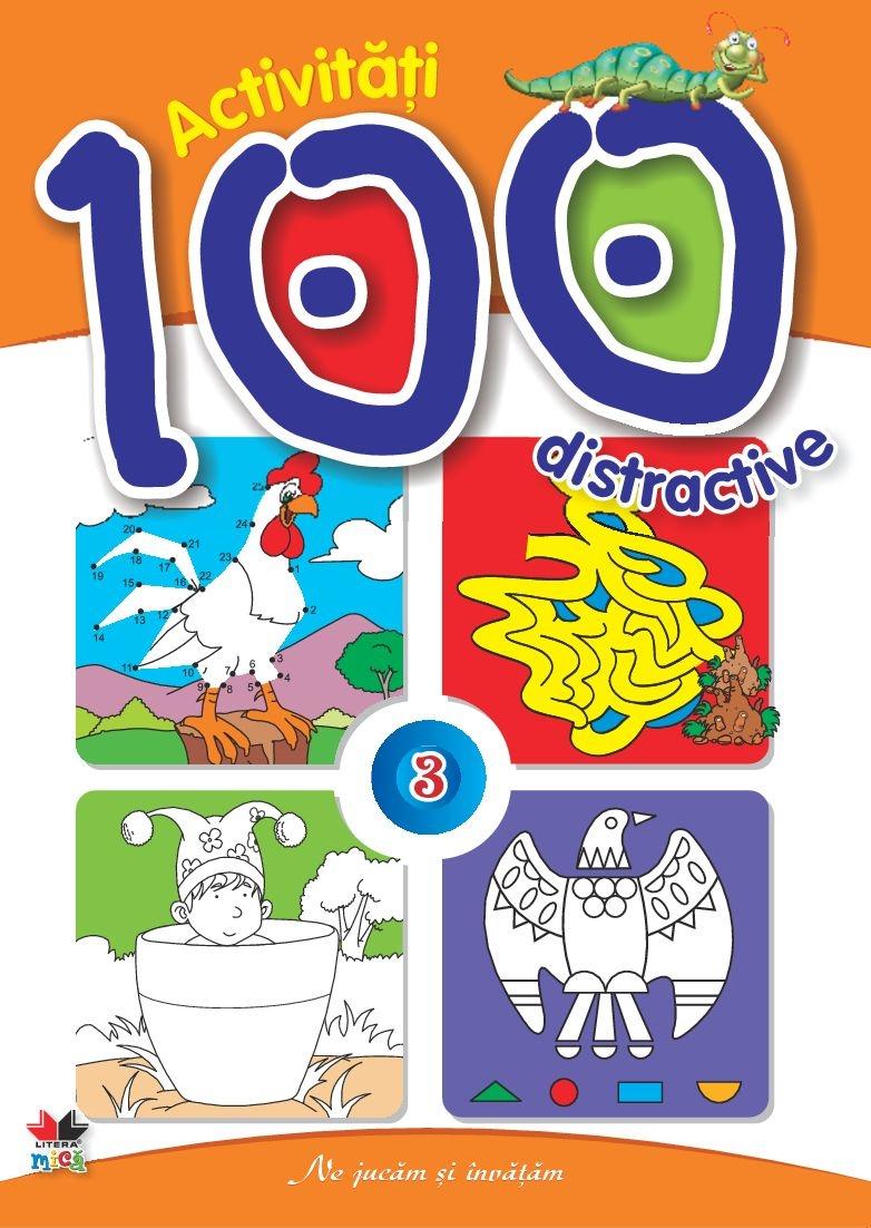 100 de activitati distractive, volumul 3