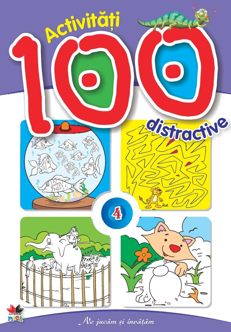 100 de activitati distractive, volumul 4