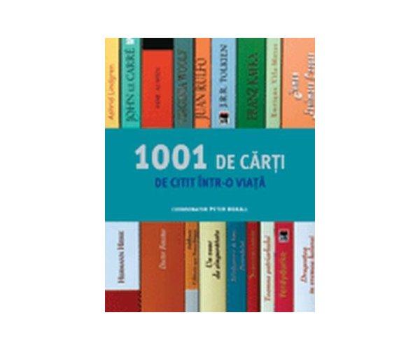 1001 DE CARTI DE CITIT INTR-O VIATA