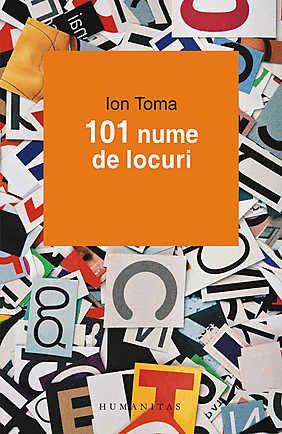 101 NUME DE LOCURI