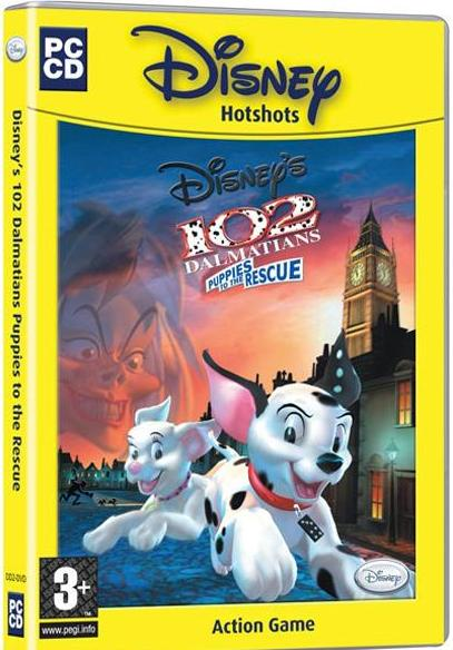 102 DALMATIANS PUPPIES PC