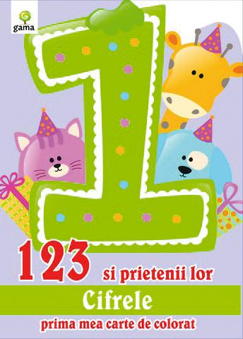 123 SI PRIETENII SAI/ COLORAT...