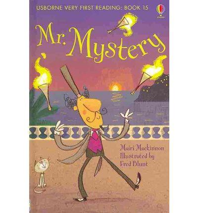 15. MR. MYSTERY