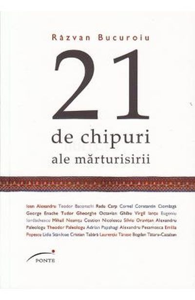 21 DE CHIPURI ALE MARTURISIRII