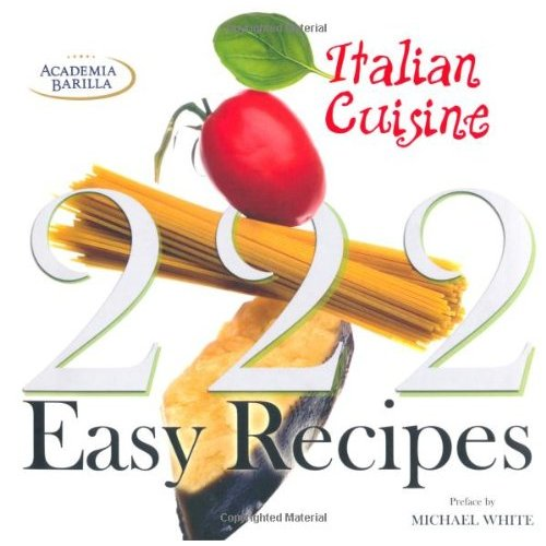 222 Easy italian recipes