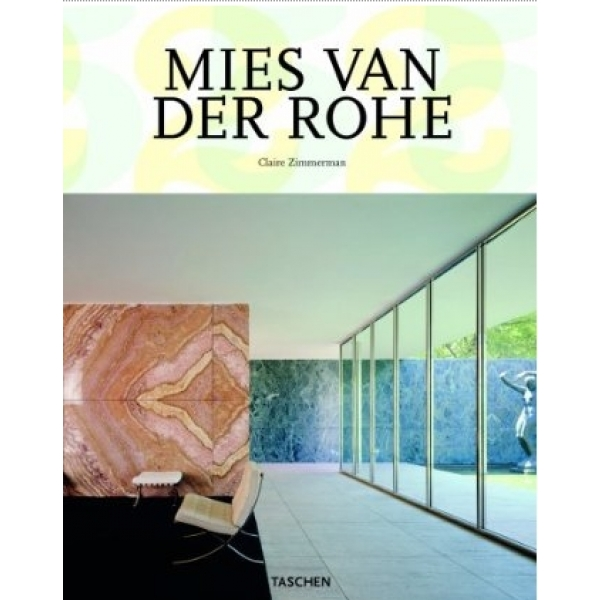 Ludwig Mies Van Der Rohe, Claire Zimmerman