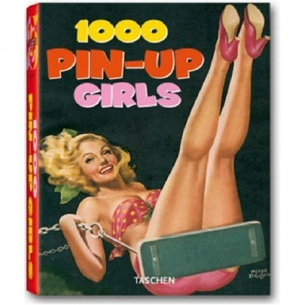 1000 Pin-up Girls, 25th Anniversary Special Edtn, Harald Hellmann