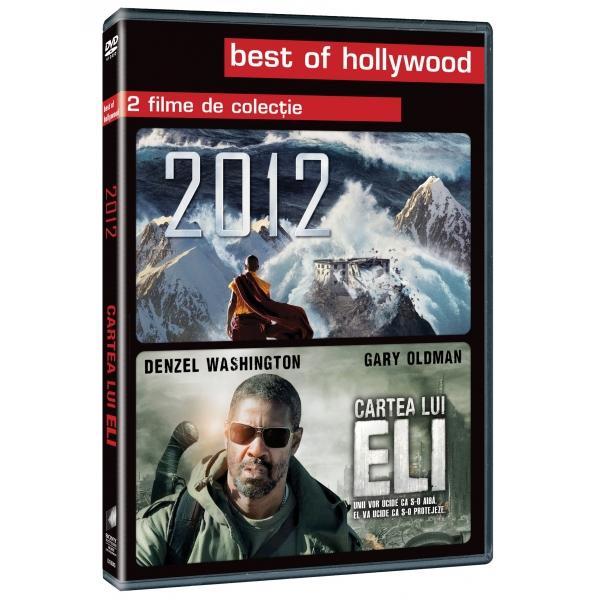 2DVD - 2012 / BOOK OF ELI-2DVD-2012/CARTEA LUI ELI