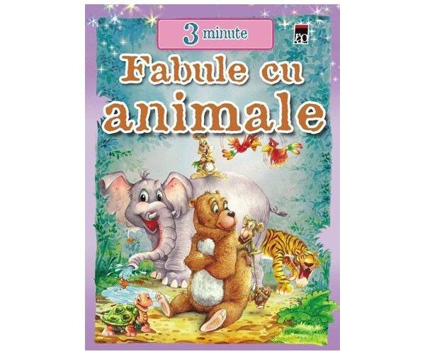 3 MIN - FABULE CU ANIMALE
