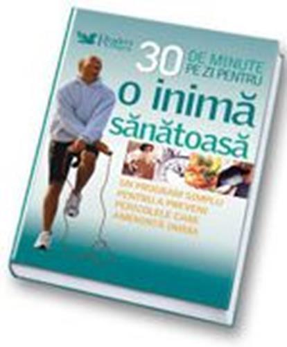 30 minute pe zi pentru o inima sanatoasa