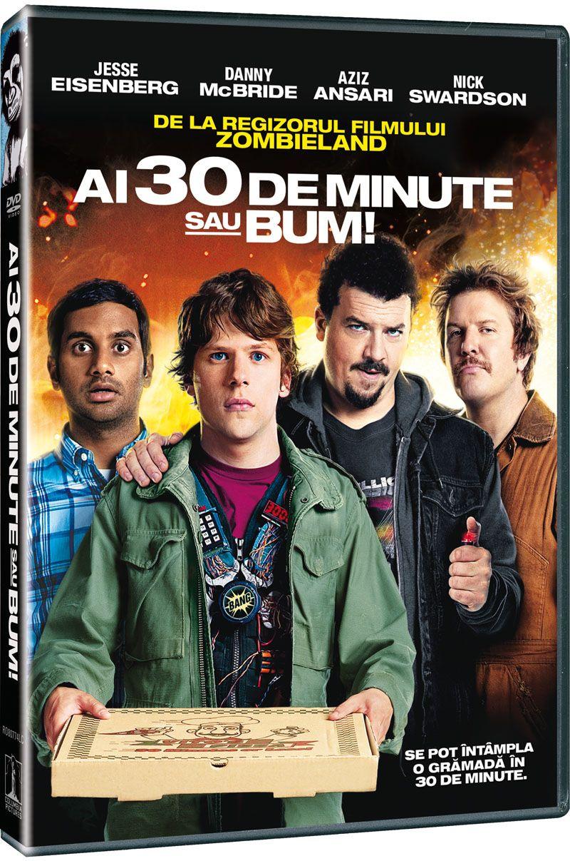 30 MINUTES OR LESS-AI 30 MINUTE SAU BUM!
