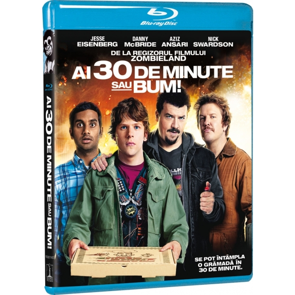30 MINUTES OR LESS (BR)-AI 30 MINUTE SAU BUM! (BR)