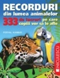 333 RECORDURI DIN LUMEA UMEA ANIMALELOR