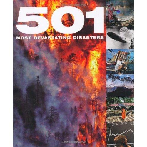 501 Most Devastating Disasters - David Brown