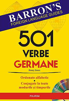 501 VERBE GERMANE -