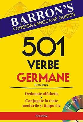 501 VERBE GERMANE -