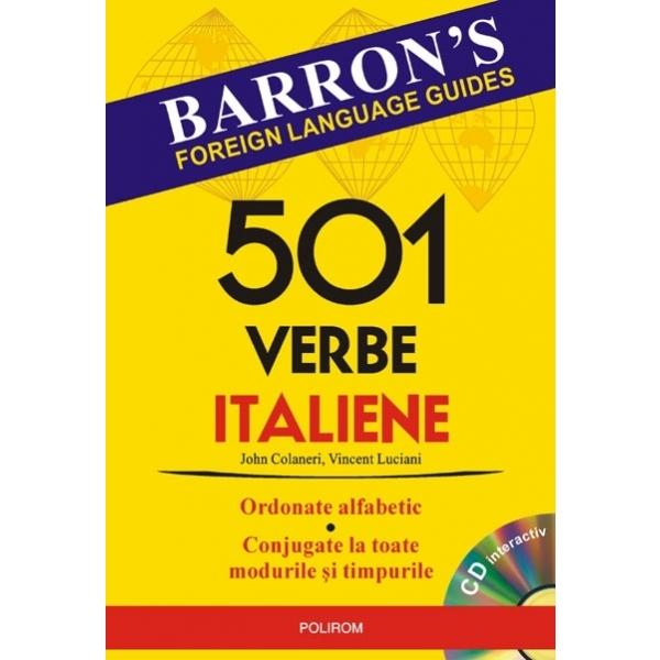 501 VERBE ITALIENE CONT INE CD