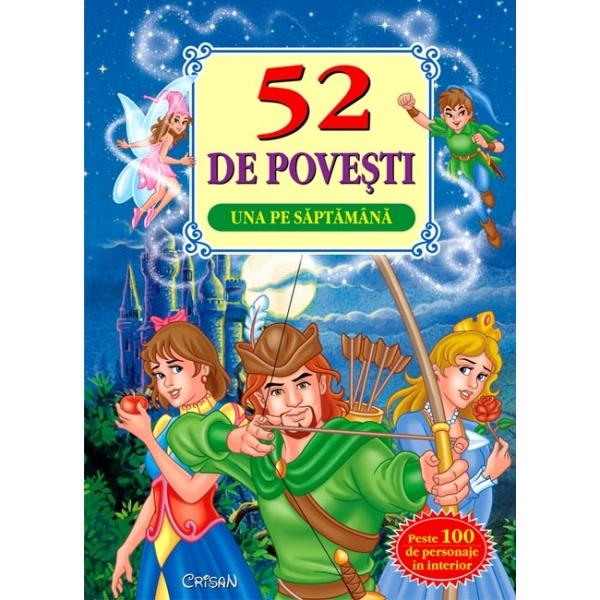 52 DE POVESTI .