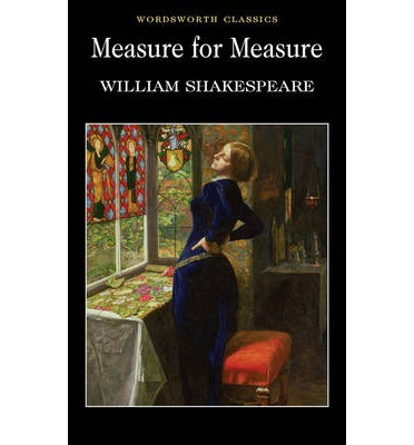 Measure for measure - John Buchan