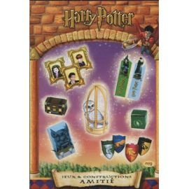 Harry Potter, jeux & constructions amitie