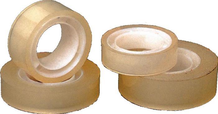 Banda adeziva transp. 12mm x 10m