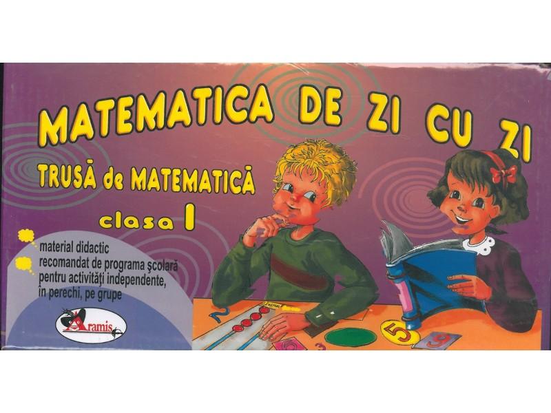 Matematica de zi cu zi- trusa de matematica - Victoria Padureanu