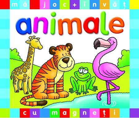 MA JOC SI INVAT - ANIMALE