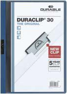 Duraclip Original 30 30 coli,albastru inchis