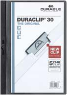 Duraclip Original 30 pt. 30 foi, negru