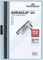 Duraclip Original 30 pt. 30 foi, albastru