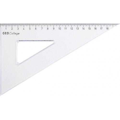 Echer 60/30,11cm,plastic transparent