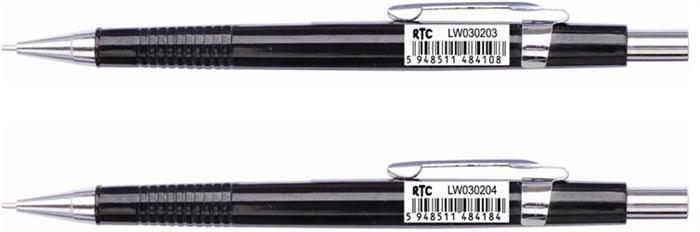 Creion mecanic RTC,v arf metalic,0.7mm