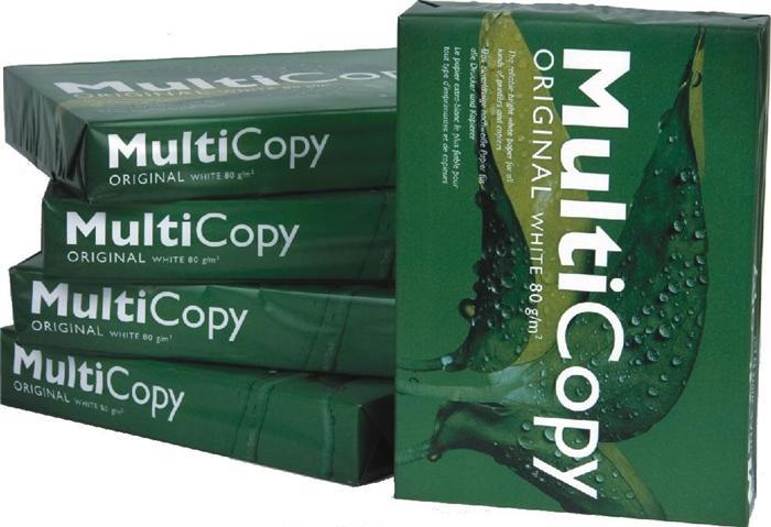 csHartie fotocopiat, MULTICOPY  80g/mp, A4