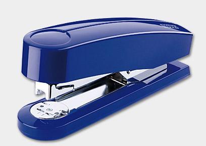 Capsator B4,albastru capse 24/6,metal,40coIi