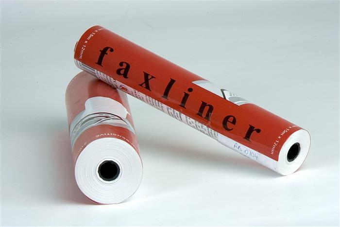 Role fax 210mmx30mx12mm neutra