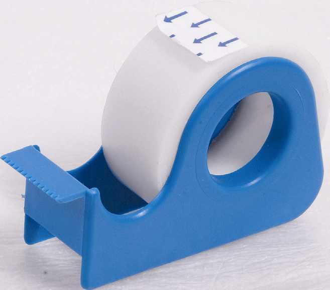 Banda adeziva invisible 19mmx10m + dispenser
