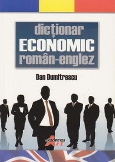 Dictionar Economic Roman, Englez, Dan Dumitrescu
