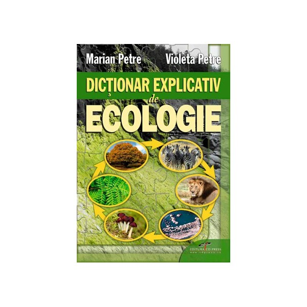 DICTIONAR EXPLICATIV DE V DE ECOLOGIE