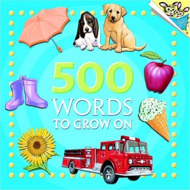 500 Words to Grow on, Kristin Kest