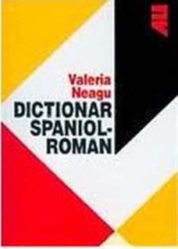DICTIONAR SPANIOL-ROMAN DE BUZUNAR