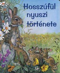 Hosszuful Nyuszi Tortenete, Krisztina Bako