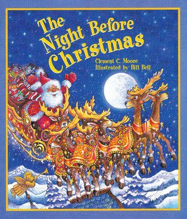 The Night Before Christ Mas, ***