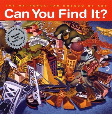 CAN YOU FIND IT? .