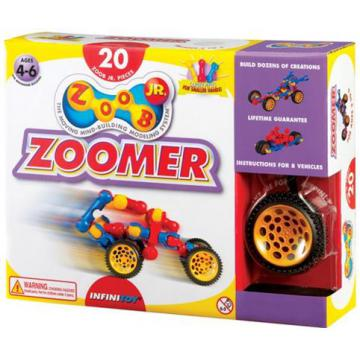 Set Zoob Jr. Zoomer Car